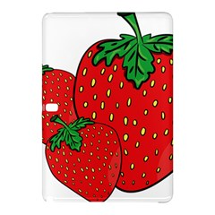 Strawberry Holidays Fragaria Vesca Samsung Galaxy Tab Pro 12 2 Hardshell Case