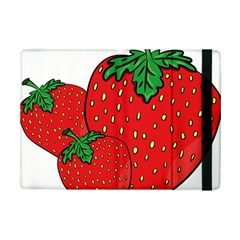 Strawberry Holidays Fragaria Vesca Ipad Mini 2 Flip Cases