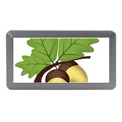 Acorn Hazelnuts Nature Forest Memory Card Reader (mini)