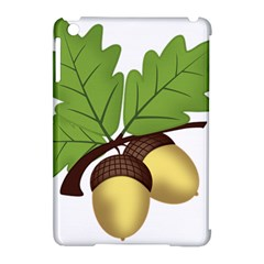 Acorn Hazelnuts Nature Forest Apple Ipad Mini Hardshell Case (compatible With Smart Cover) by Nexatart