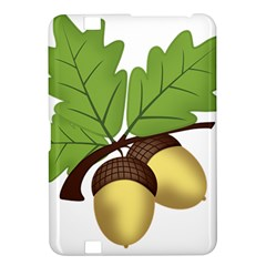 Acorn Hazelnuts Nature Forest Kindle Fire Hd 8 9  by Nexatart