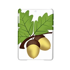 Acorn Hazelnuts Nature Forest Ipad Mini 2 Hardshell Cases by Nexatart