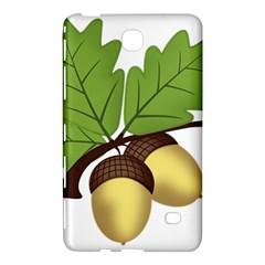 Acorn Hazelnuts Nature Forest Samsung Galaxy Tab 4 (8 ) Hardshell Case