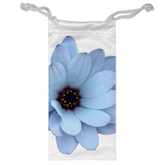 Daisy Flower Floral Plant Summer Jewelry Bag