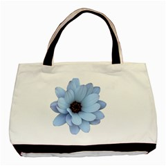 Daisy Flower Floral Plant Summer Basic Tote Bag by Nexatart
