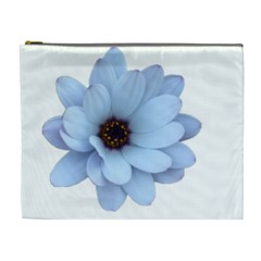 Daisy Flower Floral Plant Summer Cosmetic Bag (xl)