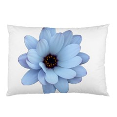 Daisy Flower Floral Plant Summer Pillow Case (two Sides) by Nexatart