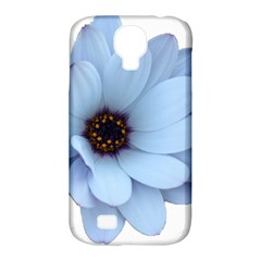 Daisy Flower Floral Plant Summer Samsung Galaxy S4 Classic Hardshell Case (pc+silicone)