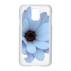 Daisy Flower Floral Plant Summer Samsung Galaxy S5 Case (white)