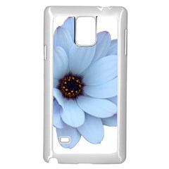 Daisy Flower Floral Plant Summer Samsung Galaxy Note 4 Case (white) by Nexatart
