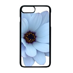 Daisy Flower Floral Plant Summer Apple Iphone 7 Plus Seamless Case (black)