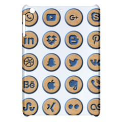 Social Media Icon Icons Social Apple Ipad Mini Hardshell Case