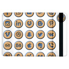 Social Media Icon Icons Social Ipad Air Flip by Nexatart