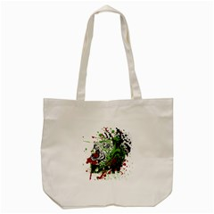 Do It Sport Crossfit Fitness Tote Bag (cream) by Nexatart