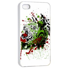Do It Sport Crossfit Fitness Apple Iphone 4/4s Seamless Case (white) by Nexatart