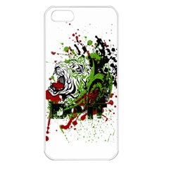 Do It Sport Crossfit Fitness Apple Iphone 5 Seamless Case (white) by Nexatart