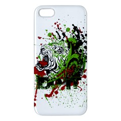 Do It Sport Crossfit Fitness Apple Iphone 5 Premium Hardshell Case by Nexatart