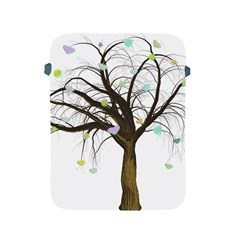 Tree Fantasy Magic Hearts Flowers Apple Ipad 2/3/4 Protective Soft Cases by Nexatart