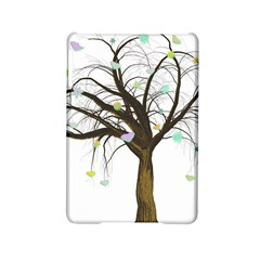 Tree Fantasy Magic Hearts Flowers Ipad Mini 2 Hardshell Cases by Nexatart