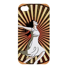 Woman Power Glory Affirmation Apple Iphone 4/4s Premium Hardshell Case by Nexatart