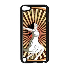 Woman Power Glory Affirmation Apple Ipod Touch 5 Case (black) by Nexatart