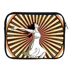 Woman Power Glory Affirmation Apple Ipad 2/3/4 Zipper Cases