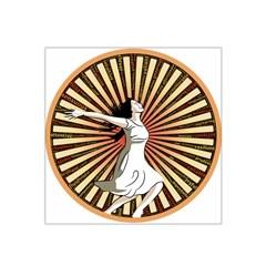 Woman Power Glory Affirmation Satin Bandana Scarf by Nexatart