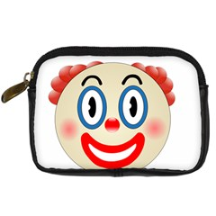 Clown Funny Make Up Whatsapp Digital Camera Cases