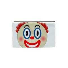 Clown Funny Make Up Whatsapp Cosmetic Bag (small)