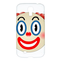 Clown Funny Make Up Whatsapp Samsung Galaxy S4 I9500/i9505 Hardshell Case
