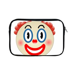 Clown Funny Make Up Whatsapp Apple Ipad Mini Zipper Cases
