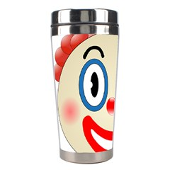 Clown Funny Make Up Whatsapp Stainless Steel Travel Tumblers by Nexatart
