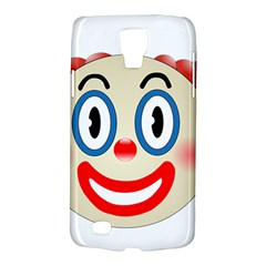 Clown Funny Make Up Whatsapp Galaxy S4 Active by Nexatart