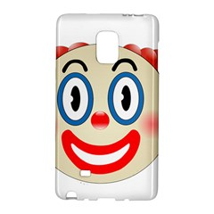 Clown Funny Make Up Whatsapp Galaxy Note Edge by Nexatart