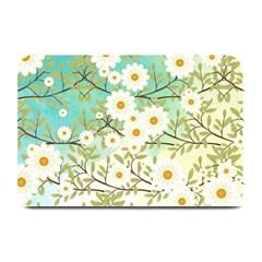 Springtime Scene Plate Mats by linceazul