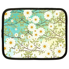 Springtime Scene Netbook Case (large) by linceazul