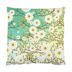 Springtime Scene Standard Cushion Case (two Sides) by linceazul