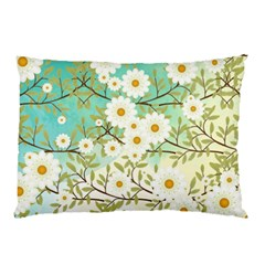 Springtime Scene Pillow Case by linceazul