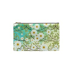 Springtime Scene Cosmetic Bag (small)  by linceazul