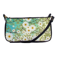 Springtime Scene Shoulder Clutch Bags by linceazul