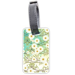 Springtime Scene Luggage Tags (one Side)  by linceazul