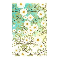 Springtime Scene Shower Curtain 48  X 72  (small)  by linceazul