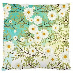 Springtime Scene Large Cushion Case (two Sides) by linceazul