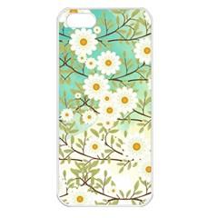 Springtime Scene Apple Iphone 5 Seamless Case (white) by linceazul