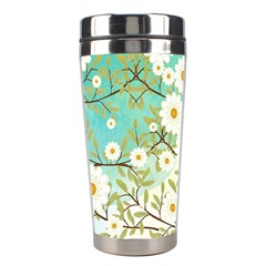Springtime Scene Stainless Steel Travel Tumblers by linceazul