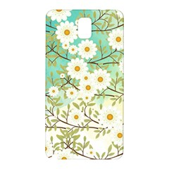 Springtime Scene Samsung Galaxy Note 3 N9005 Hardshell Back Case by linceazul