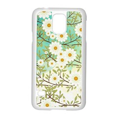 Springtime Scene Samsung Galaxy S5 Case (white) by linceazul