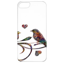 Birds Abstract Exotic Colorful Apple Iphone 5 Classic Hardshell Case