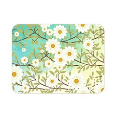 Springtime Scene Double Sided Flano Blanket (mini)  by linceazul