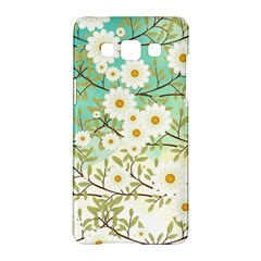 Springtime Scene Samsung Galaxy A5 Hardshell Case  by linceazul